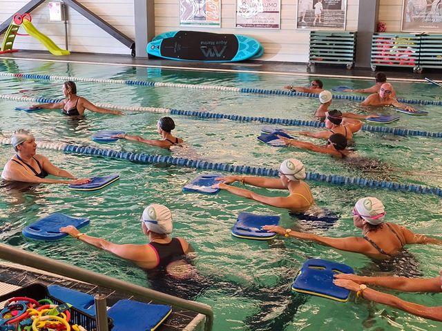 plaukimo seminaras